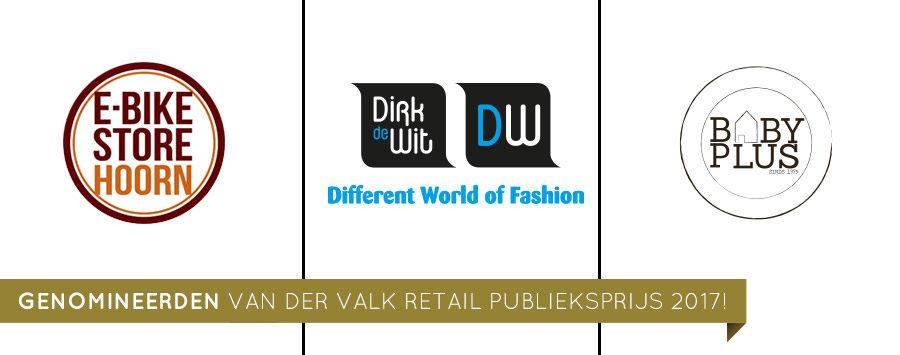 Genomineerden Van Der Valk Retail publieksprijs 2017